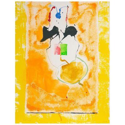 Helen Frankenthaler, 'Solar Imp', 2001