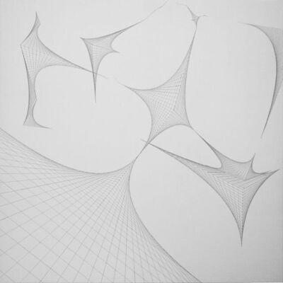 Emmanuele De Ruvo, 'Dark Matter from White Hole', 2015