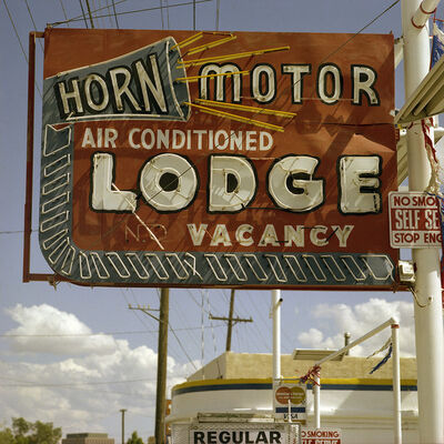 Steve Fitch, 'Albuquerque, New Mexico, August, 1980', 1980