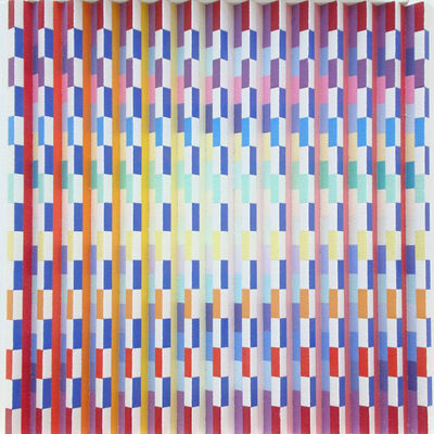 Yaacov Agam, 'Untitled', 1968