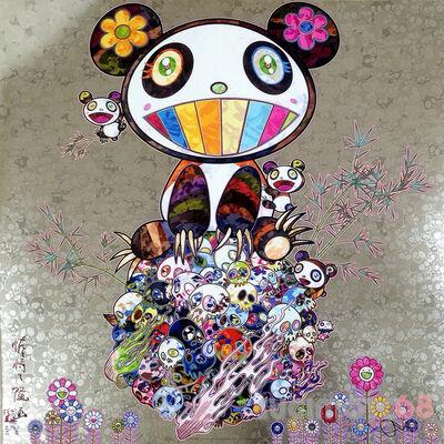 Takashi Murakami, 'Panda and Panda Cubs', 2016