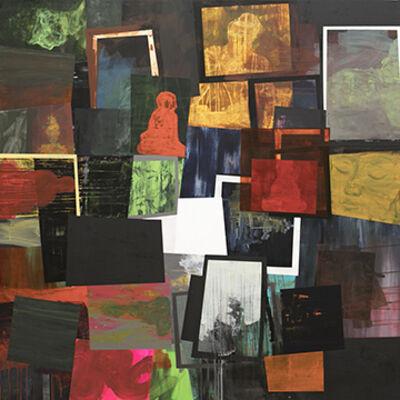David Becker, 'Buddha Painting #3', 2019