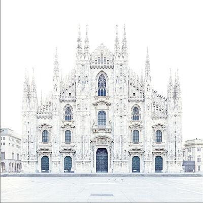 David Burdeny, 'Piazza del Duomo', 2016
