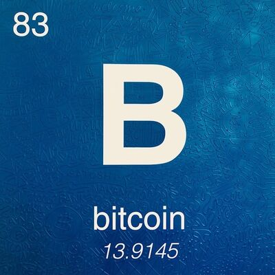 Cayla Birk., 'Periodic Table of Relevance Series: BITCOIN', 2018