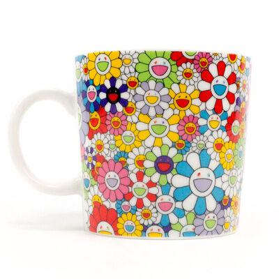 Takashi Murakami, 'Flowers Mug', ca. 2017