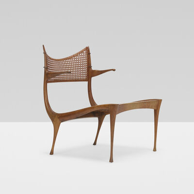 Dan Johnson, 'Prototype Gazelle Chair, Model 30W', c. 1957