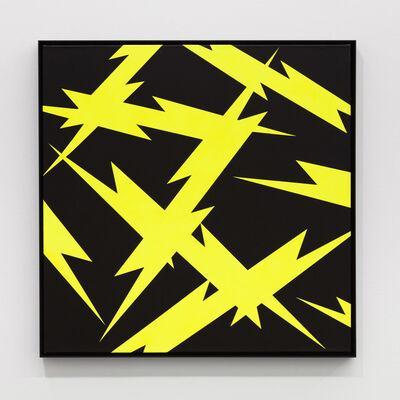 Douglas Coupland, 'Razor Wire', 2020