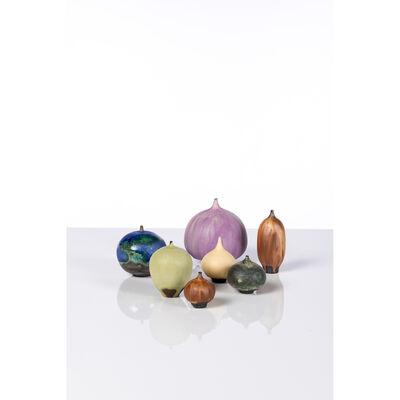 """Rose Cabat, 'Model """"Feelies"""" - Set of Seven Vessels', circa 1960-2000"""