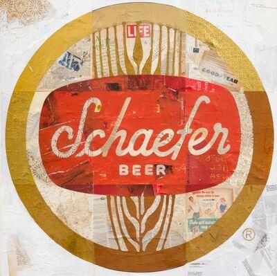 Cey Adams, 'Schaefer', 2020