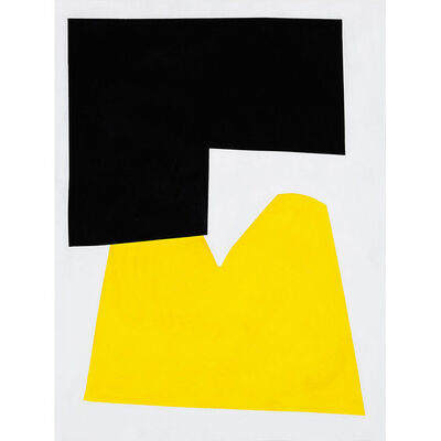 Michael Wall, 'Yellow II', 2016