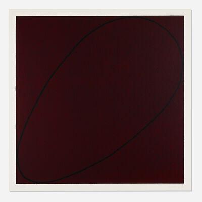 Robert Mangold (b.1937), 'Untitled (from the 4 x 4 x 4 portfolio)', 1990