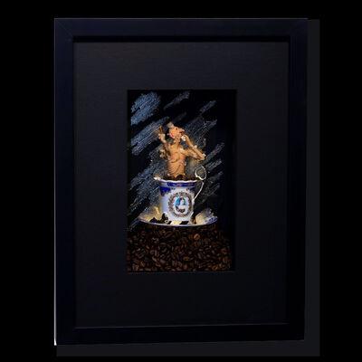Kunst met een R, 'Coffee Bathing ', 2020