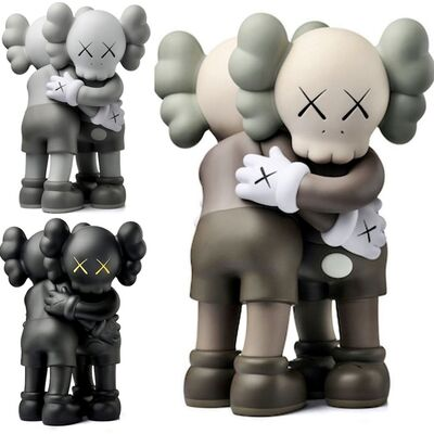 KAWS, 'KAWS TOGETHER (complete set of 3 works)', 2018