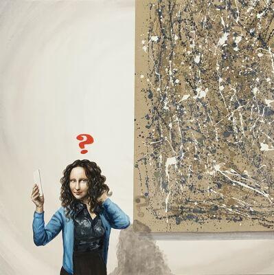 Marchesini, '(GVA) La Gioconda e Pollock ', 2019