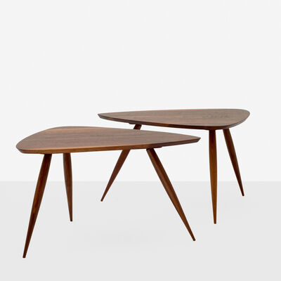 Phillip Lloyd Powell, 'Pair of Occasional Tables by Phillip Lloyd Powell', ca. 1958