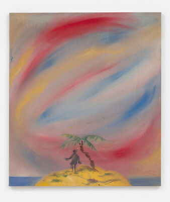 Sophie von Hellermann, 'Tropical island', 2019