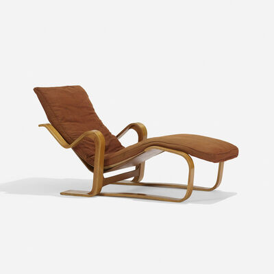 Isokon Furniture Co., 'Long Chaise', c. 1935