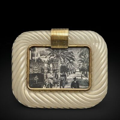 Barovier & Toso, 'A photo frame', 1930s