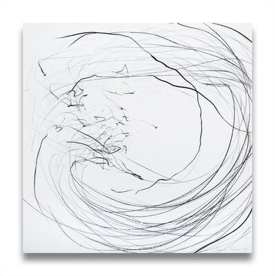 Jaanika Peerna, 'Small Maelstrom (Ref 854) (Abstract Drawing)', 2009