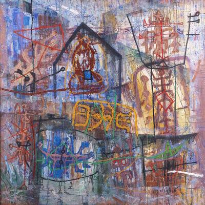 Le Trieu Dien, 'Traces', 2006