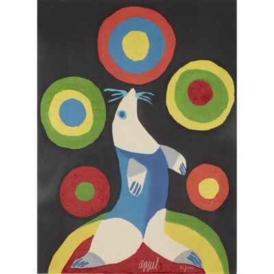 Karel Appel, 'Circus (Volume I) The Complete Set of Ten Prints', 1978