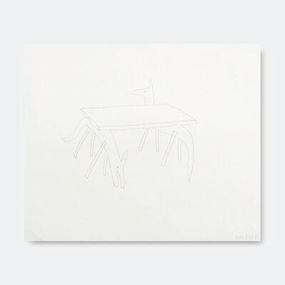Geoff McFetridge, 'Animal Table 2', 2018