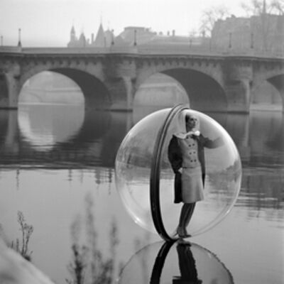 Melvin Sokolsky, 'On The Seine', 1963