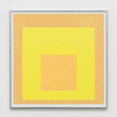 Jill Magid, 'Study for Homage to the Square Equilibrant, 1962, After Josef Albers', 2014