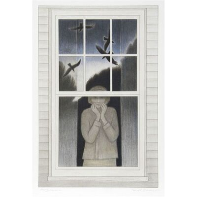 Will Barnet, 'The Dream', 2002