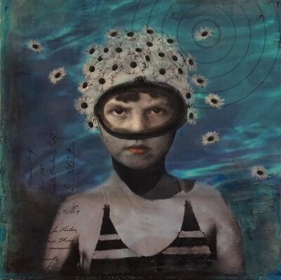 Jennifer Goldfinger, 'Floating Daises', 2017