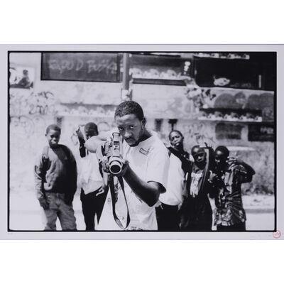 JR, '28 Millimètres, Portrait of a generation, Ladj Ly', 2011