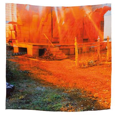 Katharina Grosse, 'New Orleans', 2008