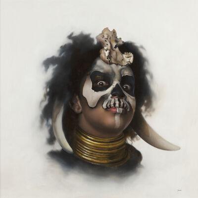 Timothy W. Jahn, 'My Voodoo', 2017