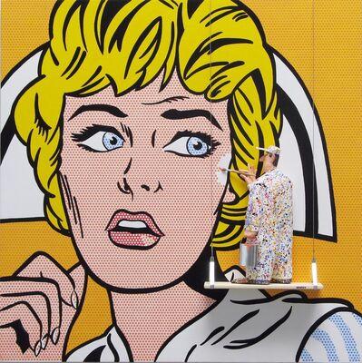 Stephen Hansen, 'The Nurse: Lichtenstein'