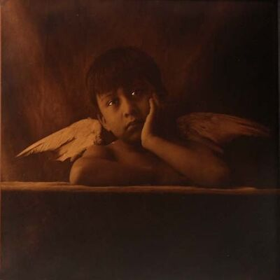 Luis González Palma, 'Jaula de Ternuna (Cage of Tenderness)', 1992