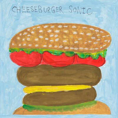 Antonio Benjamin, 'Cheeseburger Sonic', 2016
