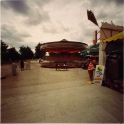 Dianne Bos, 'Carousel Tuileries (Head Scarves)', 2001