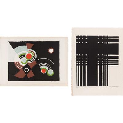 Sonia Delaunay, 'Cinéma; Noir Et Blanc'