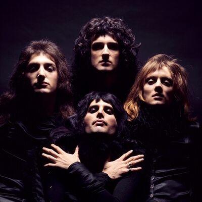 Mick Rock, 'Queen 2 Album Cover', 1974