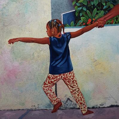 Raelis Vasquez, 'Pavement', 2020