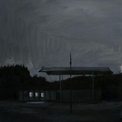 Gytis Arošius, 'Gas station', 2019