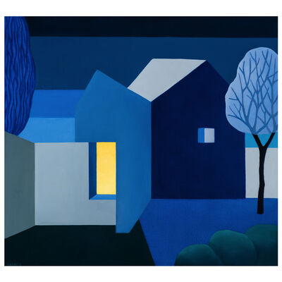 Nancy Cheairs, 'Night', 2019