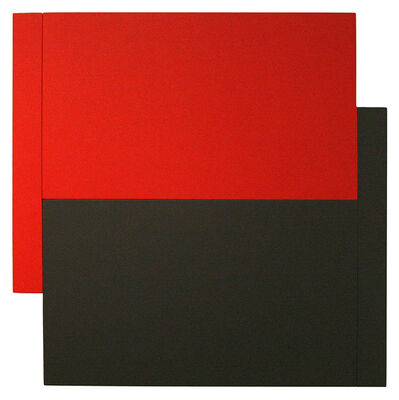 Scot Heywood, 'Shift - Red/Grey'