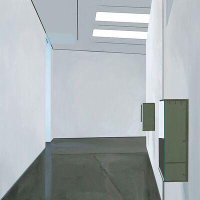 Sarah McKenzie, 'Vitrine (White Cube, Mason's Yard, with Haim Steinbach, 2013)', 2014