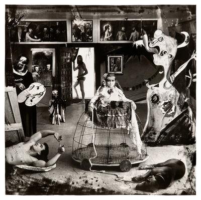 Joel-Peter Witkin, 'Las Meninas, New Mexico', 1987