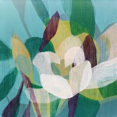 Katherine Sandoz, '(Magnolia) Blue Yellow', 2019