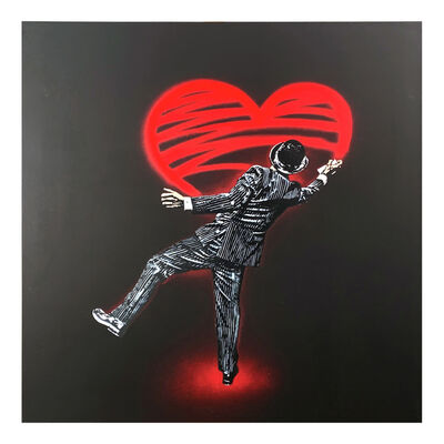 Nick Walker, 'Love Vandal', 2020
