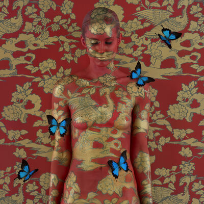 Emma Hack, 'PHOENIX II-Florence's Archive', 2013