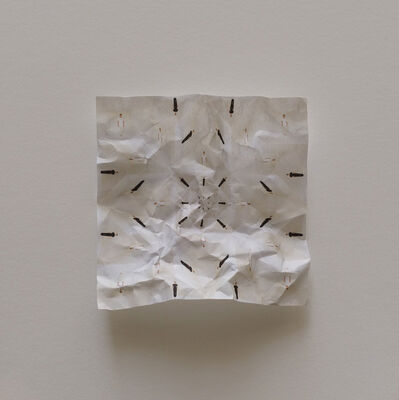 Fabien de Chavanes, 'Suspension, série Opus Tessellatum', 2019