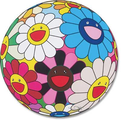Takashi Murakami, 'Flower Ball (Algae Ball)', 2013